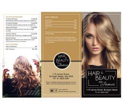 Hair and Beauty – James Street