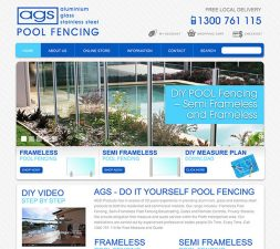 AGS Pool Fencing