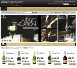 Champagne Gallery