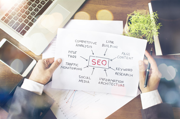 6 SEO Tips for a New website