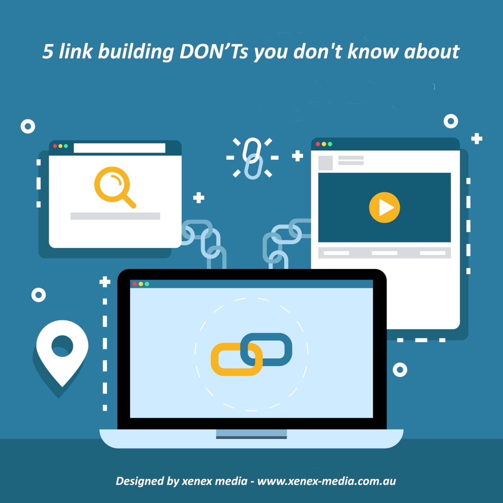 5 link building DON'Ts you don't know about, link building strateg 2019, SEO link building strategy 2019, link building 2019, link building