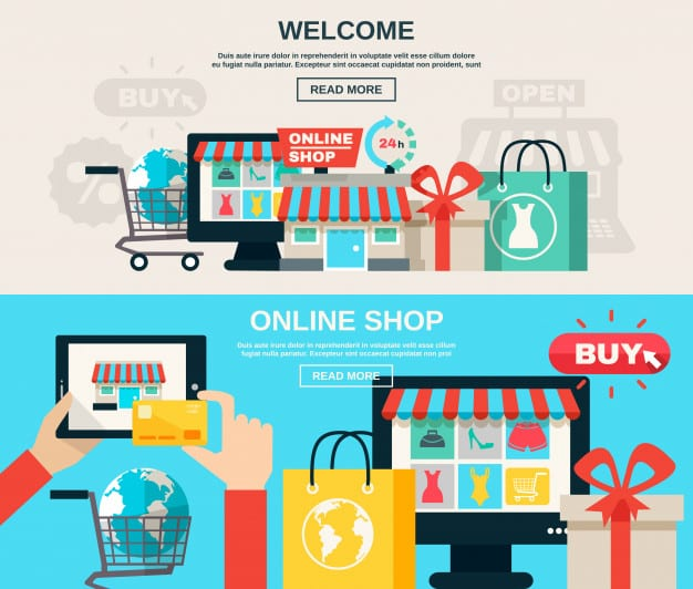 7 Top E-commerce web design trends in 2019