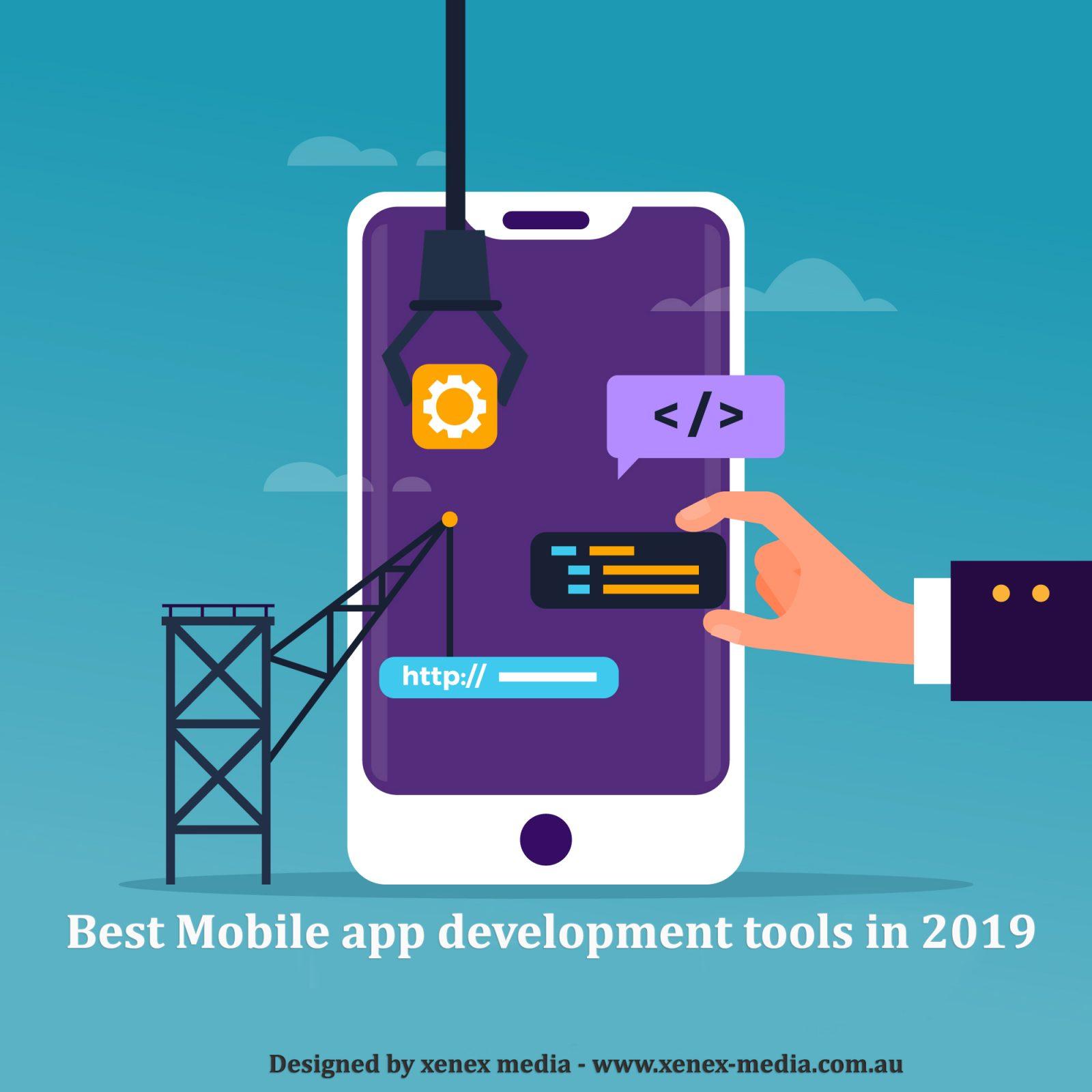 Best mobile app development tools in 2019