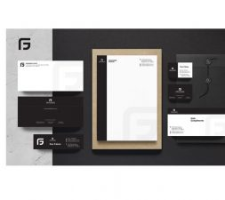 Grounded Fitouts Branding