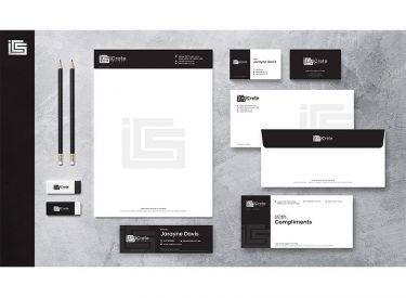 iCrete Services Branding